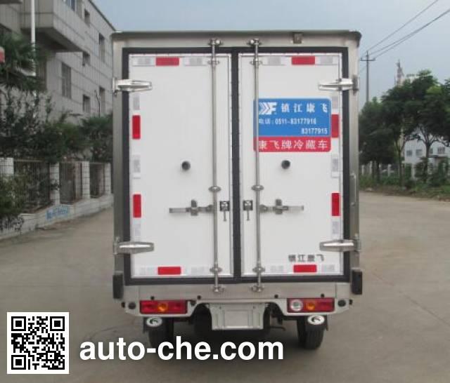 Kangfei KFT5034XLC50 refrigerated truck