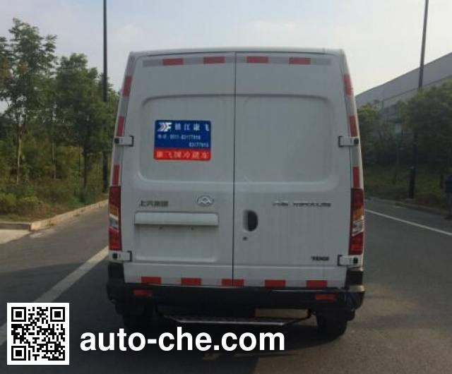 Kangfei KFT5040XLC50 refrigerated truck