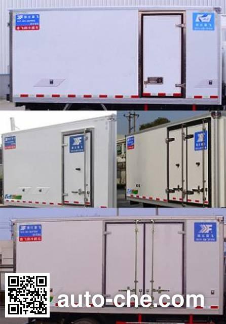 Kangfei KFT5041XLC4C refrigerated truck