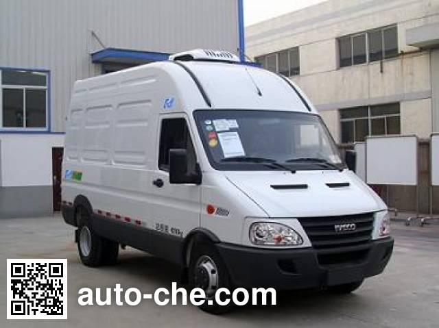 Kangfei KFT5041XLC4D refrigerated truck
