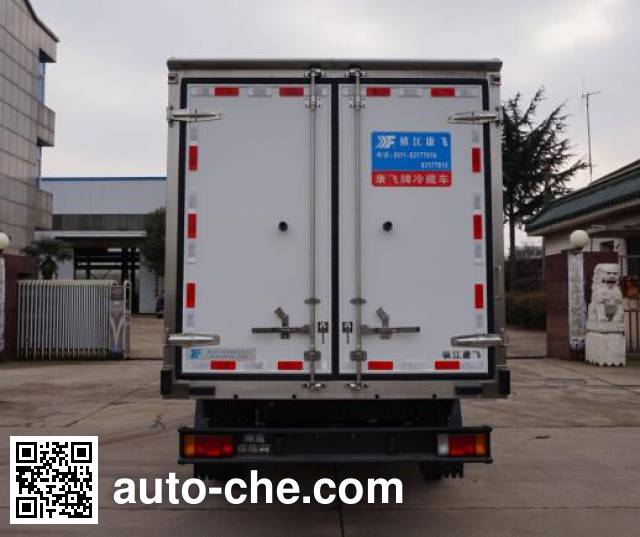 康飞牌KFT5041XLC55冷藏车