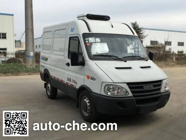 康飞牌KFT5041XLC56冷藏车