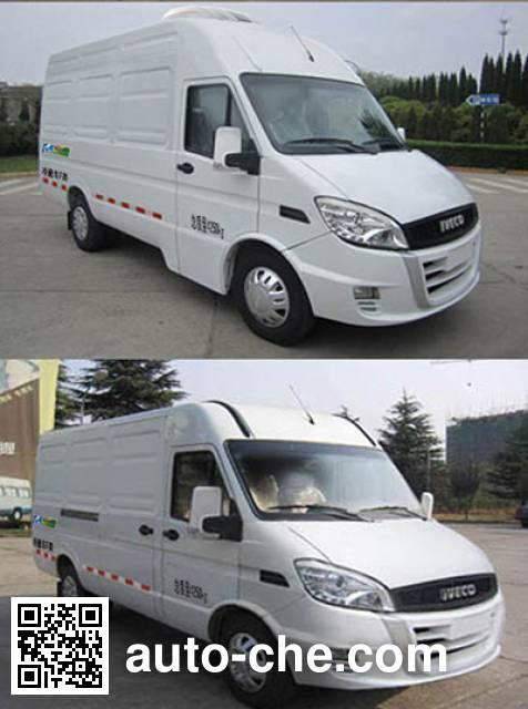 康飞牌KFT5041XLC58冷藏车