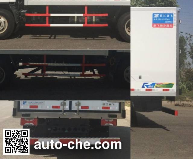 康飞牌KFT5041XLC5C冷藏车