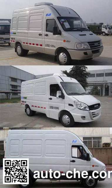 Kangfei KFT5041XLC5F refrigerated truck