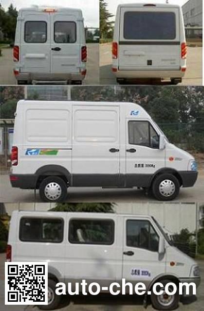 Kangfei KFT5041XXC4 propaganda van