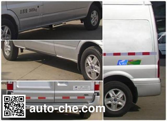 Kangfei KFT5042XLC42 refrigerated truck