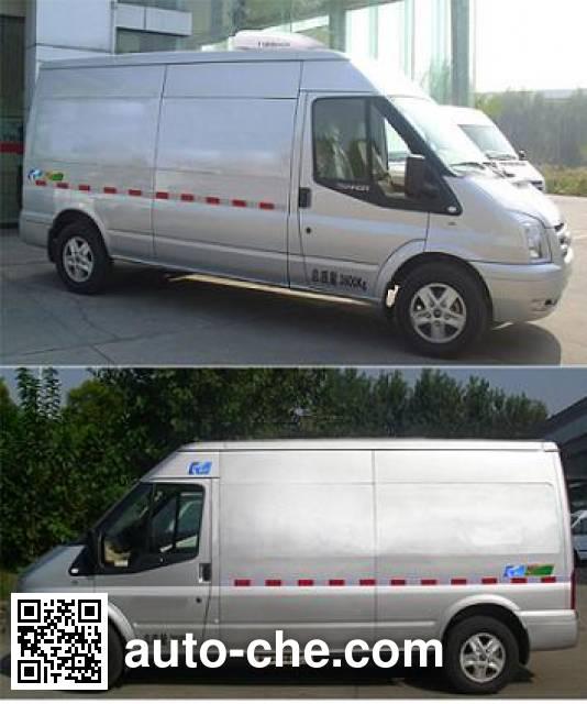 康飞牌KFT5042XLC43冷藏车