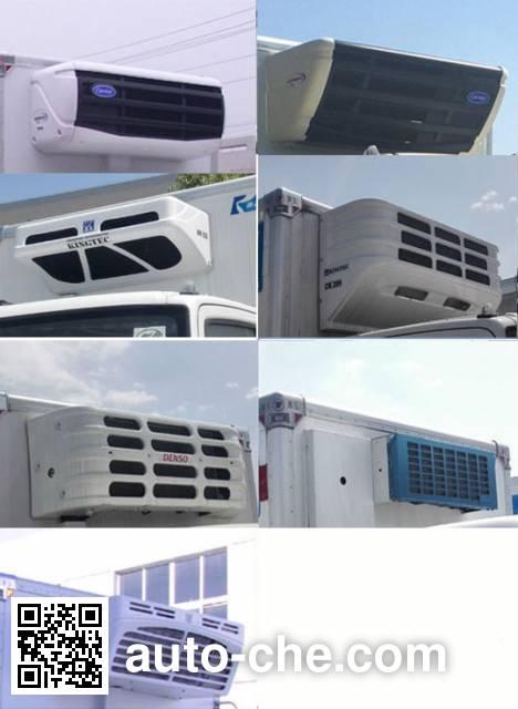 Kangfei KFT5042XLC56 refrigerated truck