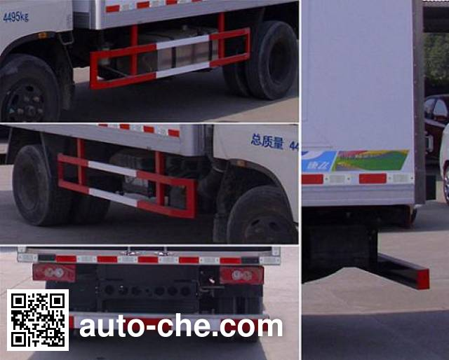Kangfei KFT5044XLC4 refrigerated truck