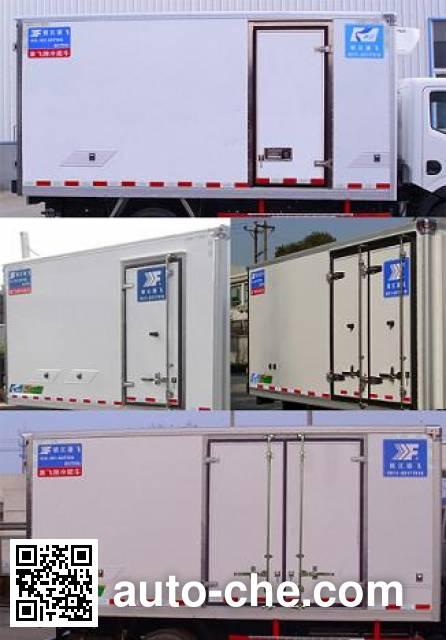 康飞牌KFT5046XLC4冷藏车