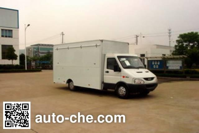 康飞牌KFT5050XSM流动售卖车