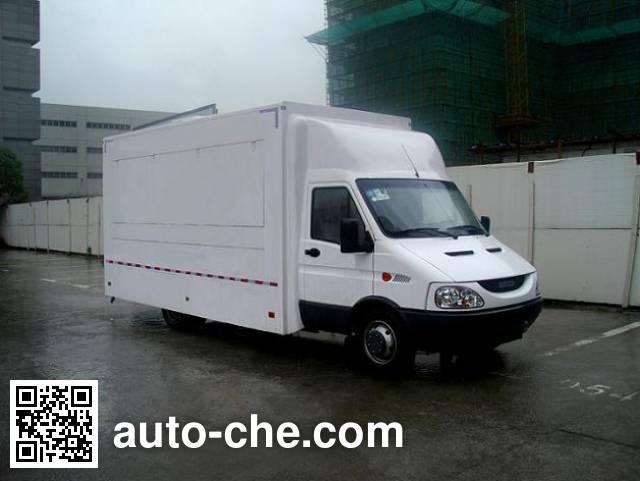 康飞牌KFT5051XSH4售货车