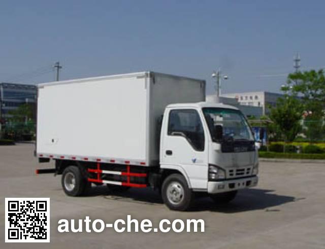 Kangfei KFT5061XXYA box van truck