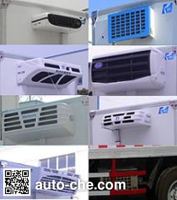 康飞牌KFT5073XLC41冷藏车