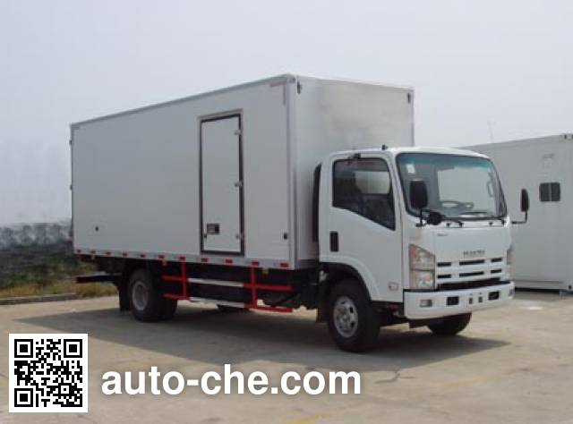 Kangfei KFT5091XXY box van truck