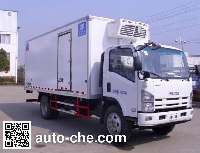 Kangfei KFT5103XLC40 refrigerated truck