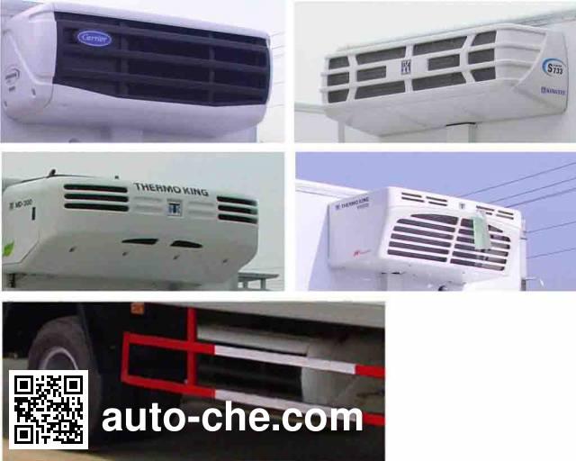 Kangfei KFT5103XLC41 refrigerated truck