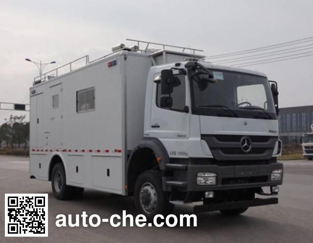 Kangfei KFT5139XZH4 command vehicle