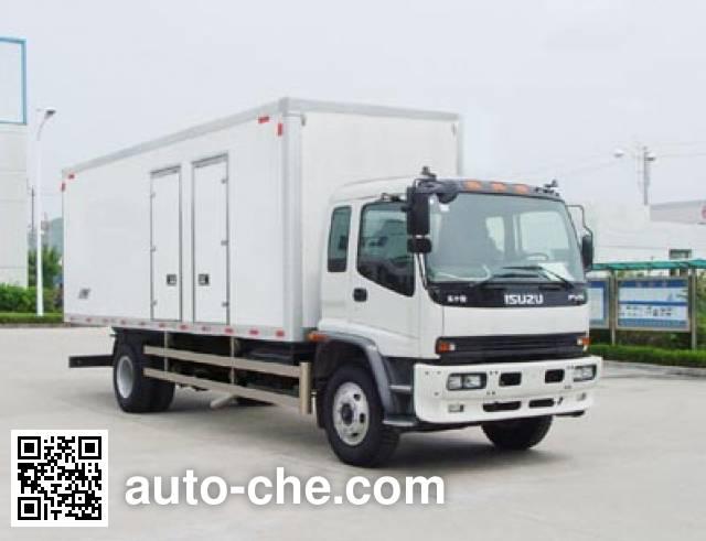 Kangfei KFT5161XXYA box van truck