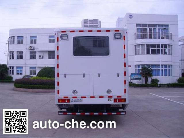 Kangfei KFT5166XGC4 engineering works vehicle