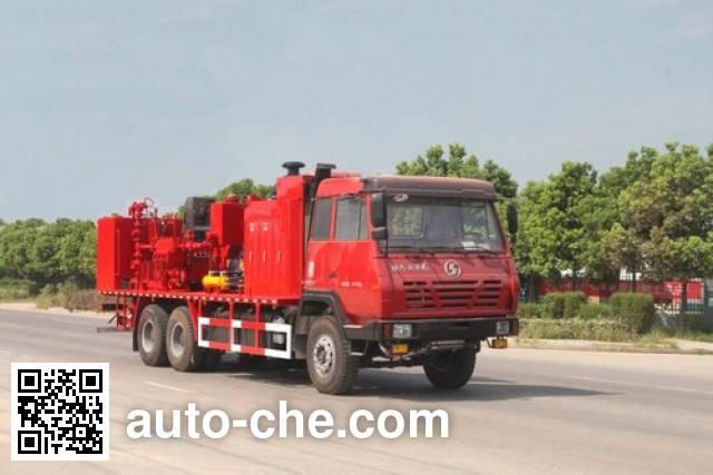 PetroKH KHZ5190TYL70 fracturing truck