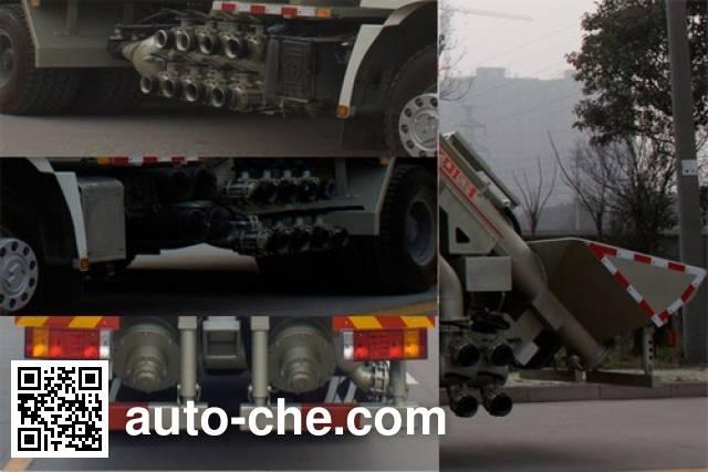 PetroKH KHZ5241THS210 sand blender truck