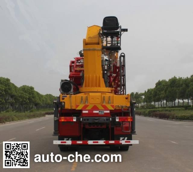 PetroKH KHZ5250TLG coil tubing truck