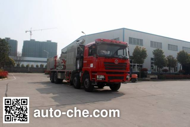 PetroKH KHZ5260TYL fracturing truck