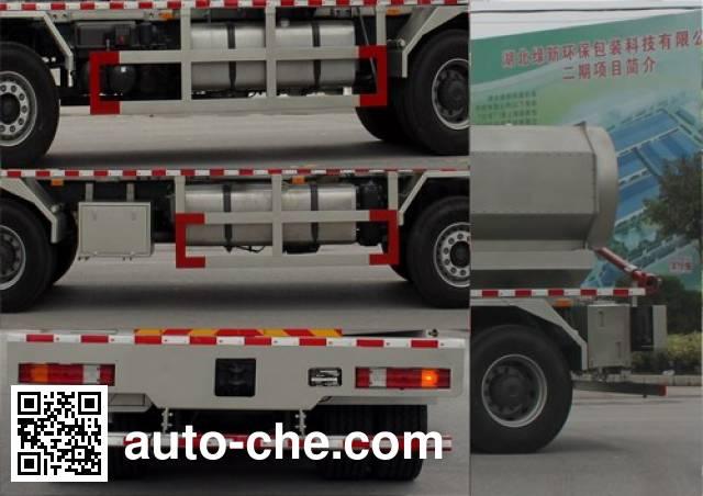 PetroKH KHZ5400TYL140 fracturing truck