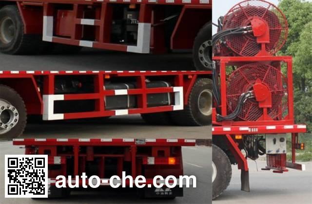 PetroKH KHZ5410TLG coil tubing truck