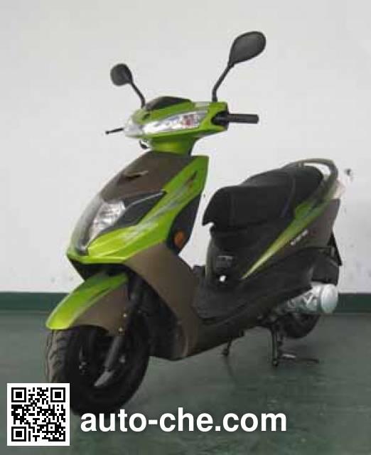 Kaijian KJ125T-20D scooter