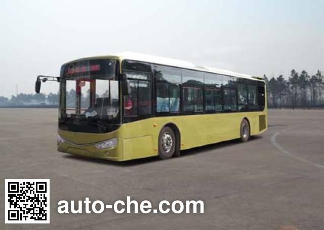 云海牌KK6121G03CHEV插电式混合动力城市客车