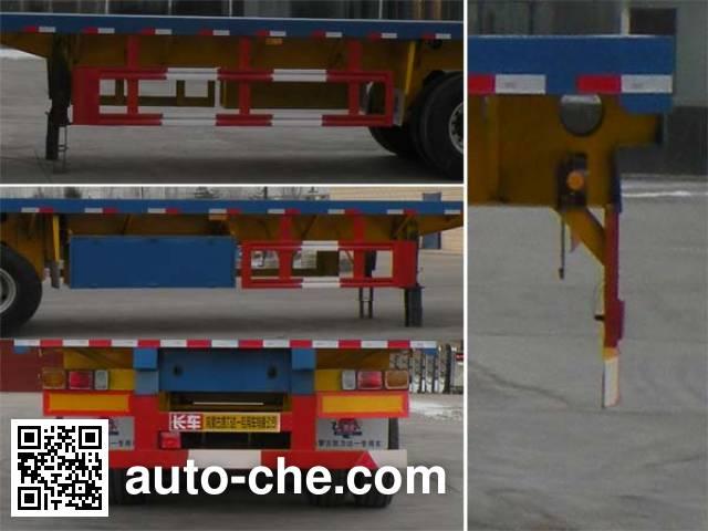 KLDY KLD9406TPB flatbed trailer