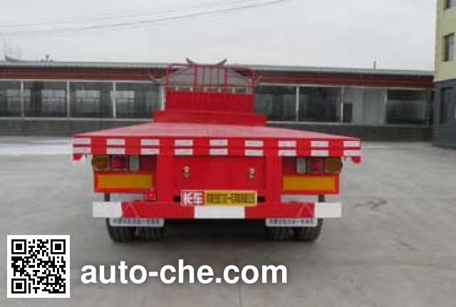 KLDY KLD9407TPB flatbed trailer