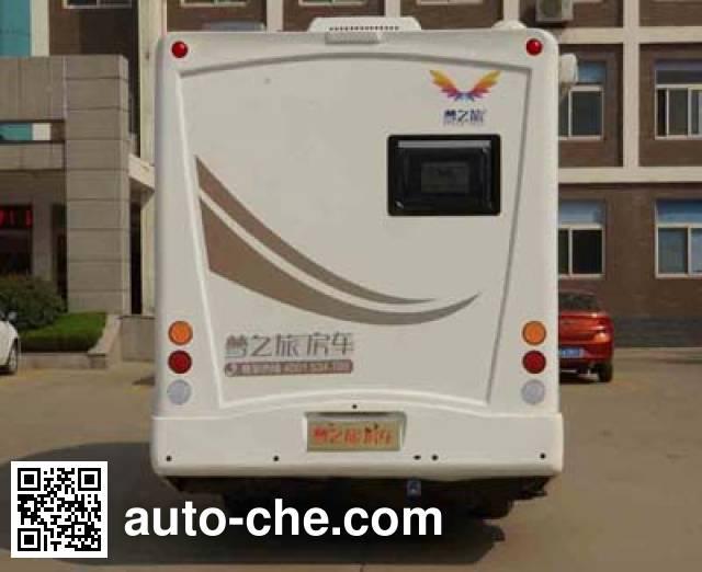 海格牌KLQ5030XLJE4旅居车