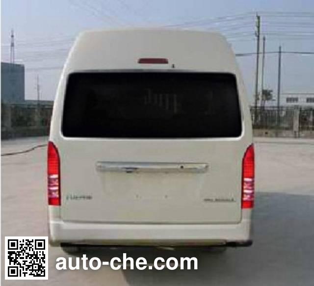 Higer KLQ5030XQCQ4 prisoner transport vehicle