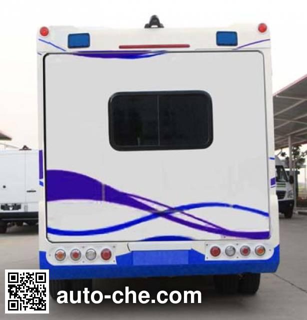Higer KLQ5040XYLQ4 medical vehicle