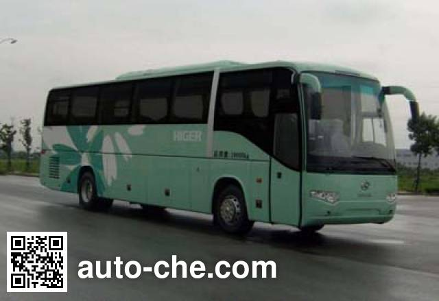Higer KLQ5180XZSE4 show and exhibition vehicle