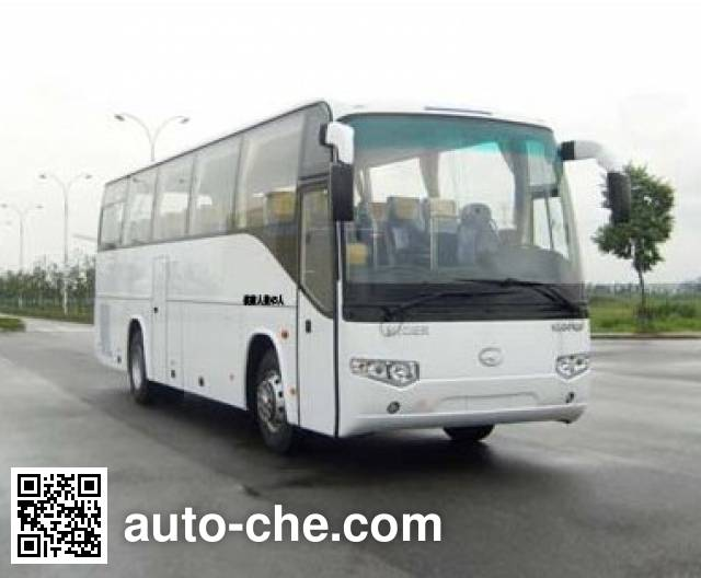 Higer KLQ6109TAEV1 electric bus