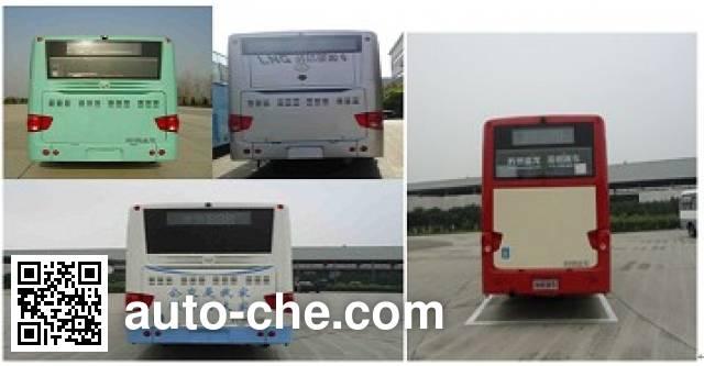 海格牌KLQ6109GAEV1纯电动城市客车