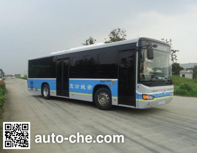 King Long KLQ6109GE4 city bus