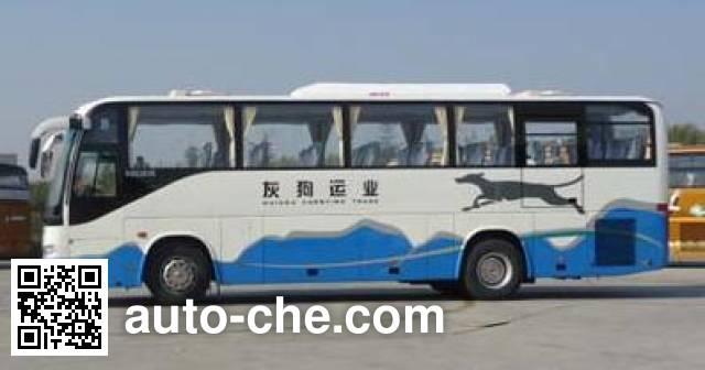 海格牌KLQ6109TBE5客车