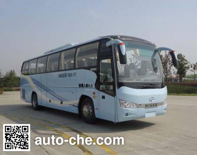 海格牌KLQ6112HAE51客车