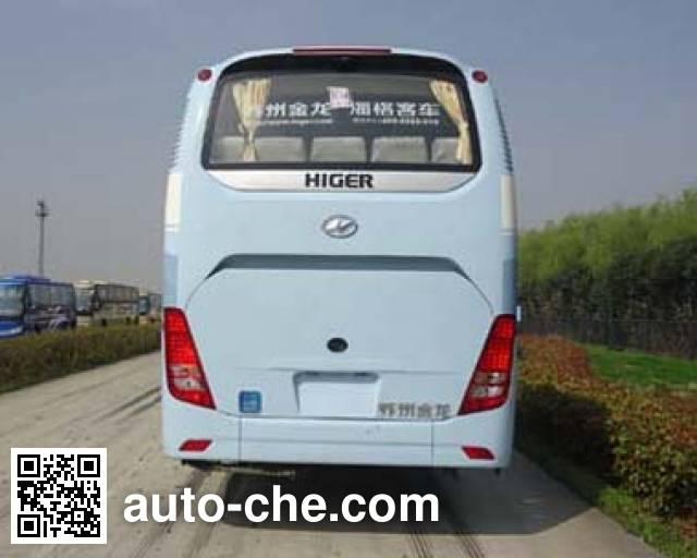 Higer KLQ6112HAHEVE51B hybrid bus
