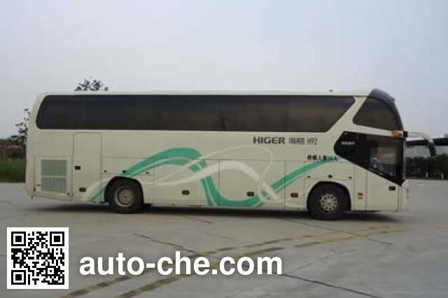 Higer KLQ6112HDE40 bus