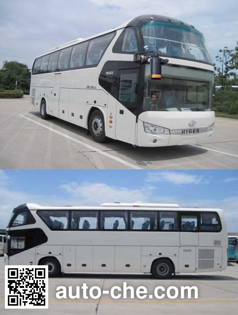 海格牌KLQ6112LDC52客车