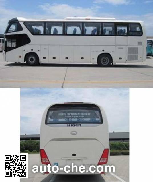 海格牌KLQ6112LDE41客车