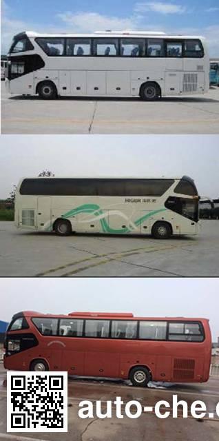 Higer KLQ6112LDE51B bus