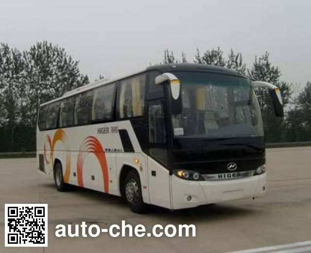 海格牌KLQ6115HAE41客车